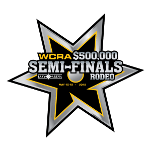 2019 WCRA $500,000 Semi-Finals Rodeo Returns to Lazy E Arena